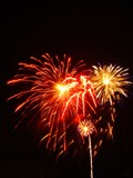 Image for The Gathering at French Creek Fireworks Display - Union City, PA