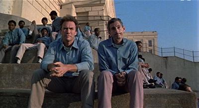 Alcatraz Prison Escape Movie