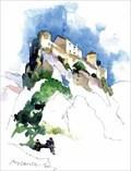 Image for La citadelle de Corte - France