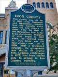 Image for Iron County - Crystal Falls, MI