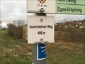 Image for Höhenmarke Auernheimer Weg, Neresheim 499 Meter