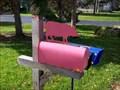 Image for Pig Mailbox - West Seneca, NY