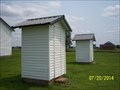 Image for Outhouses at Clay Hill Community Church - Aurora, MO