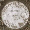 Image for Deschutes County G.I.S. 0013, Oregon