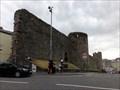 Image for Town Walls Caernarfon - CADW -  Gwynedd, Wales, Great Britain.