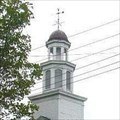 Image for First Presbyterian Church Steeple - East Springfield, NY