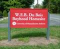 Image for W.E.B. Du Bois Boyhood Homesite - Great Barrington, Massachusetts