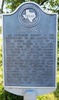 Image for Sink Springs