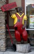 Image for Stogies Welcome Bear - Orem, Utah, USA