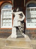 Image for Statue of Deus Lunus - Royal Arsenal, Woolwich, London, UK