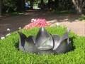 Image for Flower sundial - Luther Burbank Gardens - Santa Rosa, CA