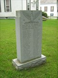 Image for World War II Memorial - Franklin, Vermont