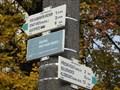 Image for Direction and Distance Arrow - Kurdejov, Czech Republic