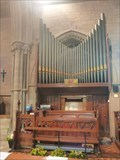 Image for Church Organ - Parish Church of All Saints Odd Rode - Scholar Green, Cheshire East, UK.