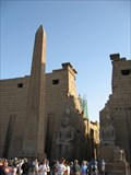 Image for Obelisks of Luxor Temple