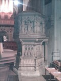 Image for Pulpit - Norwich Cathedral, Norwich, Norfolk