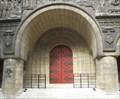 Image for Église Saint-Pierre-de-Chaillot Doorway - Paris, France