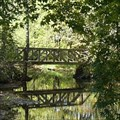 Image for Point Basse Historical Site Nature Trail Bridge - Nekoosa, WI