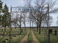 Image for Pleasant Hill Cemetery, Chester, South Dakota