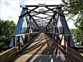 Image for WORLD'S LONGEST Wood Truss Pedestrian Bridge - Quesnel, BC