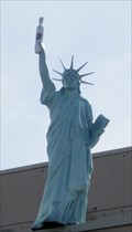 Image for Gandolfo's Statue of Liberty - American Fork, Utah