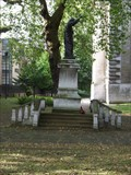 Image for St Anne's Church Memorial - Commercial Road, London, UK