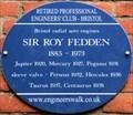 Image for Sir Roy Fedden - Bristol Aquarium, Anchor Road, Bristol, UK
