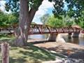 Image for Second Island Bridge - Grand Ledge, Michigan