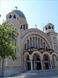 Image for LARGEST church in Greece - St. Andrew cathedral - Patras, Greece
