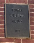 Image for Thomas Jefferson Garden - 1959 - Philadelphia, PA