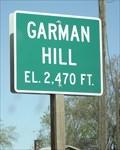 Image for Garman Hill - Wilder, Idaho 2,470 Ft.
