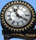 Image for Maidstone Town Hall Clock - Middle Row, Maidstone, UK