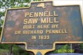 Image for PENNELL SAW MILL