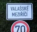 Image for Valasske Mezirici town & 27088 Valmez Asteroid - Valasske Mezirici, Czech Republic