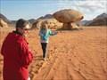 Image for Mushroom Rock, Wadi Rum desert - Jordan
