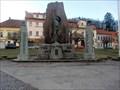 Image for World War I Memorial to the fallen - Zbraslav, Czech Republic