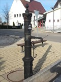 Image for Handpumpe 'Hauptstraße' Meidelstetten, Germany, BW