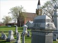 Image for Trinity Lutheran Church and Cemetery - Redbud (Prairie), Illinois