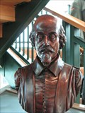Image for Bust of Shakespeare - Navy Pier, Chicago IL