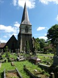 Image for St Pauls - Churchyard - Sketty - Wales. Great Britain.