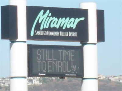 Miramar College -- San Diego, California - Universities and Colleges ...