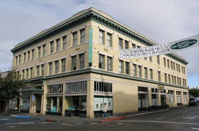 Hotel Arcata California U S National Register Of Historic Places On Waymarking