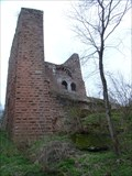 Image for Ruines du château de Wasenbourg - Niederbronn Les Bains - France