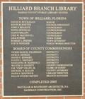 Image for Hilliard Branch Library - 2005 - Hilliard, FL