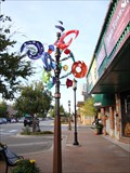 Image for Downtown Edmond Kinetic Sculpture - Edmond, OK
