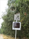 Image for South Street Speed Limit Sign - Anderson, CA
