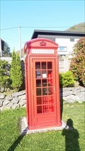 Image for London Red Telephonebox - Hammerstein - Germany / Rhineland-Palatinate
