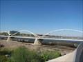 Image for Tempe Town Lake Pedestrian Bridge - Tempe, Arizona