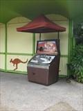Image for Kangaroo Mold - Busch Gardens