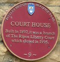 Image for Court House, Church St, Pateley Bridge, N Yorks, UK